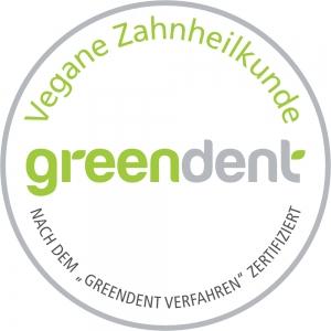 greendent Zertifikat